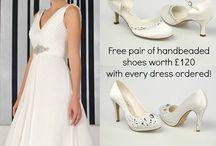 Wedding Events / Samples sales, wedding open days, honeymoon events etc