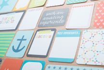 Happy Edition Project Life / Layouts and ideas using the Happy Edition Project Life Core Kit by Becky Higgins / by Becky Higgins LLC