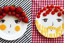 pretty cutie food