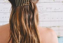 40 coiffures avec des Bobby Pins