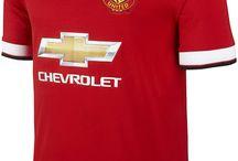 Man Utd Kit 2014/2015