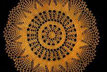 Crochet patterns / by Marilyn Karlinsey