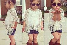 Outfits for toddler and baby girls