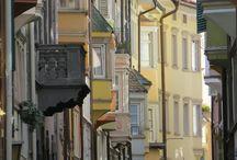 Bolzano / Paisajes hermosos de Bolzano, Italia
