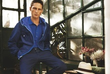 Peuterey SS13 ADV Men's Campaign / Photographer Alvaro Beamud Cortes captures spring's relaxed elegance in the season's new advertising campaign featuring model Roch Barbot.