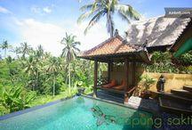 Capung Sakti Villa - Ubud, Bali, Indonesia