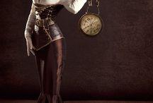 Steampunk / by Miriam Baer