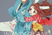 Akko and Andrew