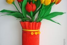 Quilling - Flowers