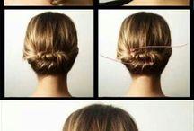 Peinados. :)