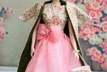 ubranka Barbie