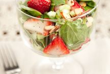 Recipes ~ Salads and Soups