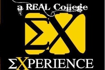 ΣΧ / by Josh Carroll