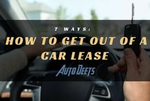7 Ways: How To Get Out Of A Car Lease