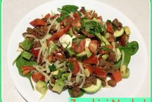 Nutrition / Healthy meals great for weight loss and optimal health