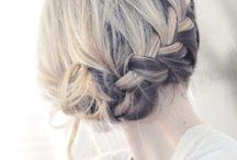 hairstyles / by Tiffany Johnson