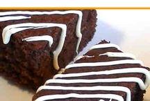 biscocho de chocolate.