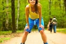 Eating Healthy & Exercise / by Jelena Nenadic
