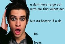 Band Valentine Cards