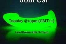 Chat with G-Team