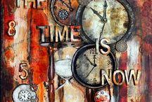 zegary i tryby