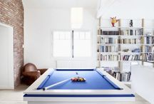 Game Rooms / by Pflueger Estates - Miami Beach | Fort Lauderdale