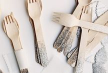 Ideas for Wooden Cutlery  / by Partystock