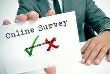 Online Polls and Surveys