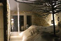 Hiver - février 2015 dans le Jura / De la neige partout dans le Jura