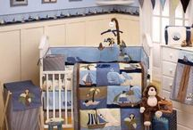 Beck's Room / The room I had planned if Piper had been a boy.