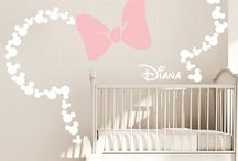 minnie mouse slaapkamer idee