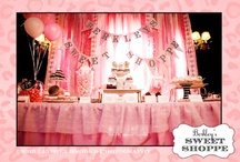 PINK Party Ideas / pink party ideas for girls