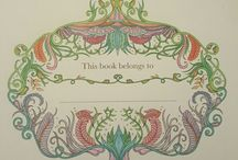 Adult Colouring / Pictures I have coloured or that I have seen and loved. Also blogs about adult colouring