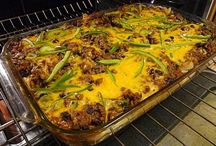 Recipes - Low Carbs / by Margie Vickers