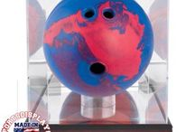 Bowling Display Cases / Have you shot that perfect game ? Or just a fan and got a signed ball or pin from a pro.  Then you need one of our bowling showcases.
