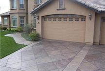 Driveways... too good to park your car on! / Driveways for inspiration