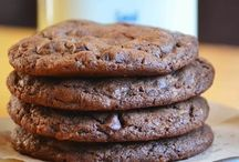 """Food - """"C"""" is for Cookie, and that's good enough for me. / Cookies of all sorts. Bars, drops, rolled, meringue..."""