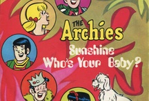 The Archies - Pic Sleeves