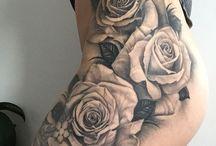 Tattovorlagen Frau