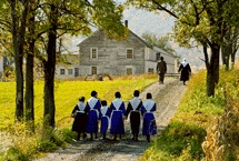 Anything Amish / A simple and plain way of life.  I have a great respect for the Amish and Mennonite culture.