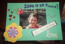 CREAZIONI DI SARA / E' una raccolta delle creazioni di mia figlia Sara di 11 anni