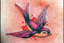 Tattoos / Histoire de tatouages !