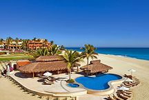 Cabo San Lucas / Cabo San Lucas golden paradise for golfers, fishers and who knows maybe you will see Sammy Hagar at Cabo Wabo?