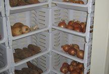 Stocking and Storage
