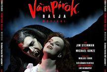 Dance of vampires (Hungary)