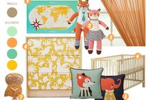 Evan's Nursery / by Tori Anderson