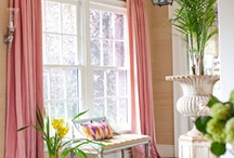 "Curtains & Shades ""Gracious Living""   https://www.DanielleDRollins.com"