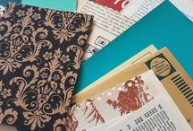 Collage Paper Packs / Collage paper variety packs made by Katie Holland