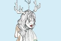 •Illustration