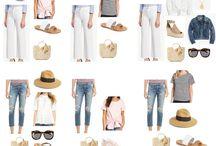 Wardrobe Capsules